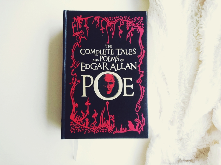 The complete Tales and Poems of Edgar Allan Poe Barnes and Noble Leather Classis Bound Edition