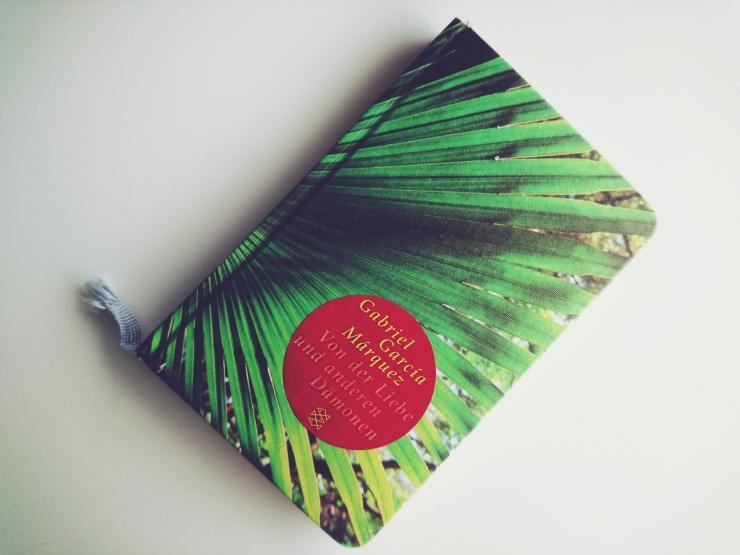 Gabriel Garcia Marquez von der Liebe und anderen Dämonen Roman Rezension