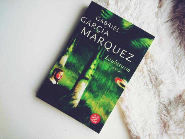 Gabriel Garcia Marquez Laubsturm Roman Rezension