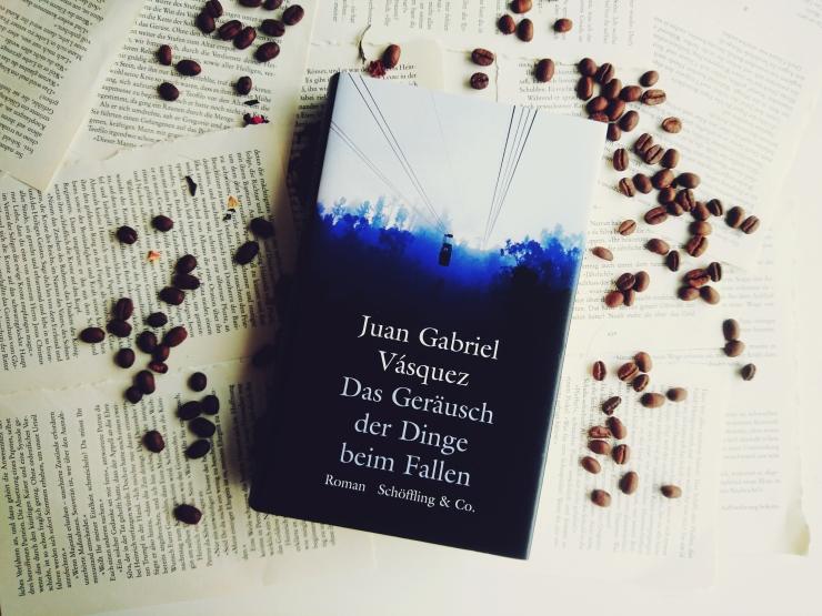 Juan Gabriel Vasquez Das Geräusch der Dinge beim Fallen Roman