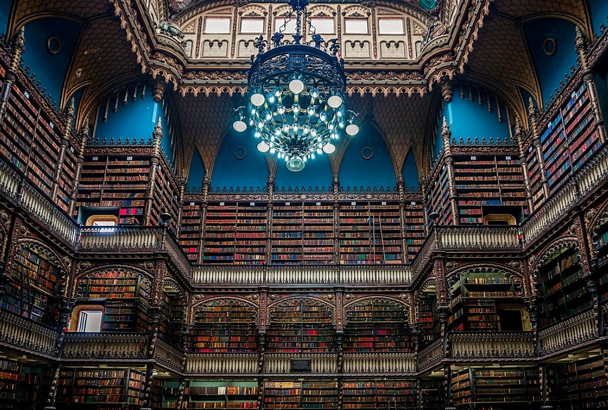 Die 20 schönsten Bibliotheken der Welt