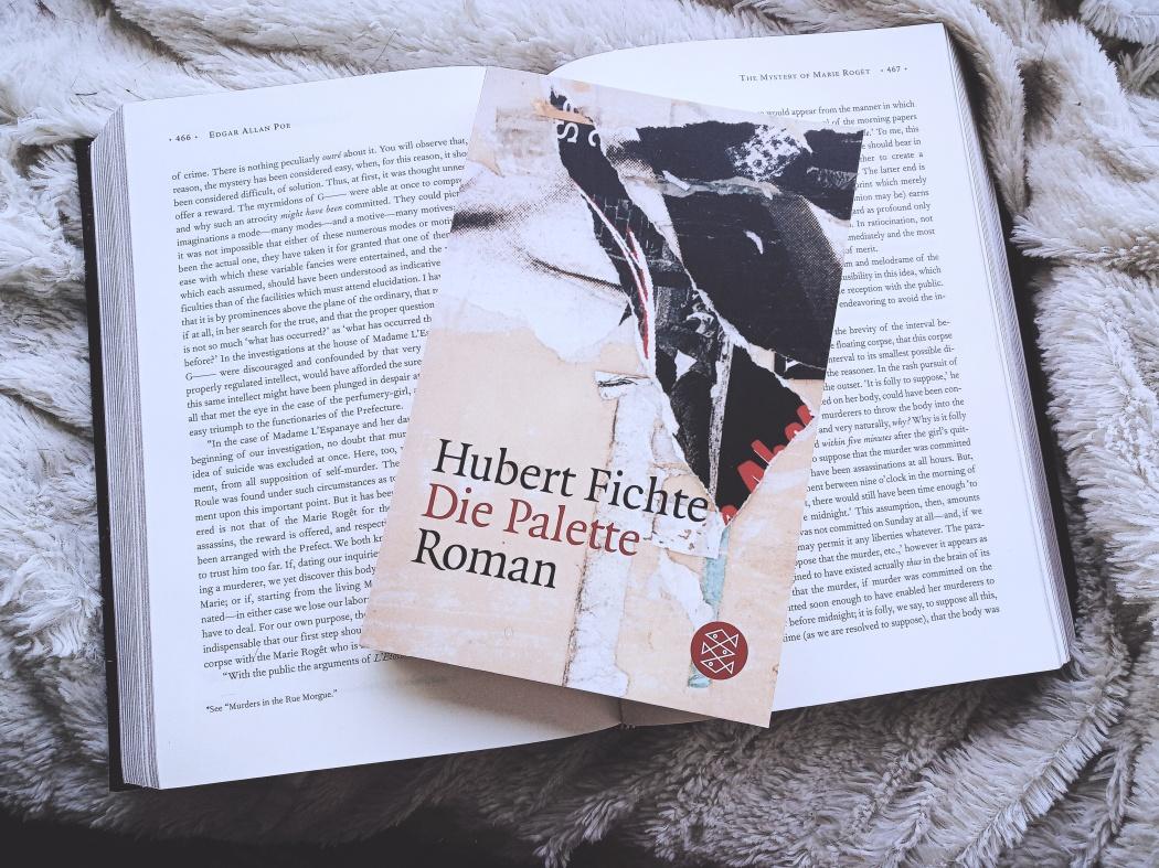 Hubert Fichte Die Palette
