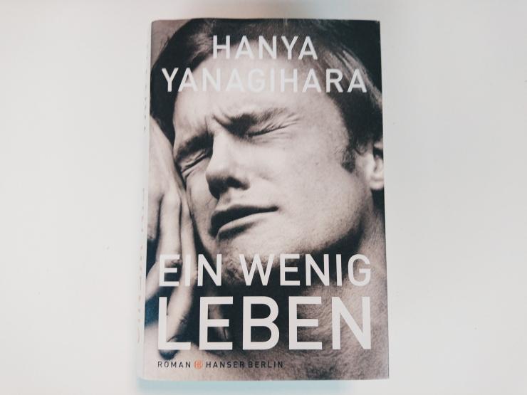 Roman Buch Literatur Lesen Hanya-Yanagihara Ein-wenig-Leben