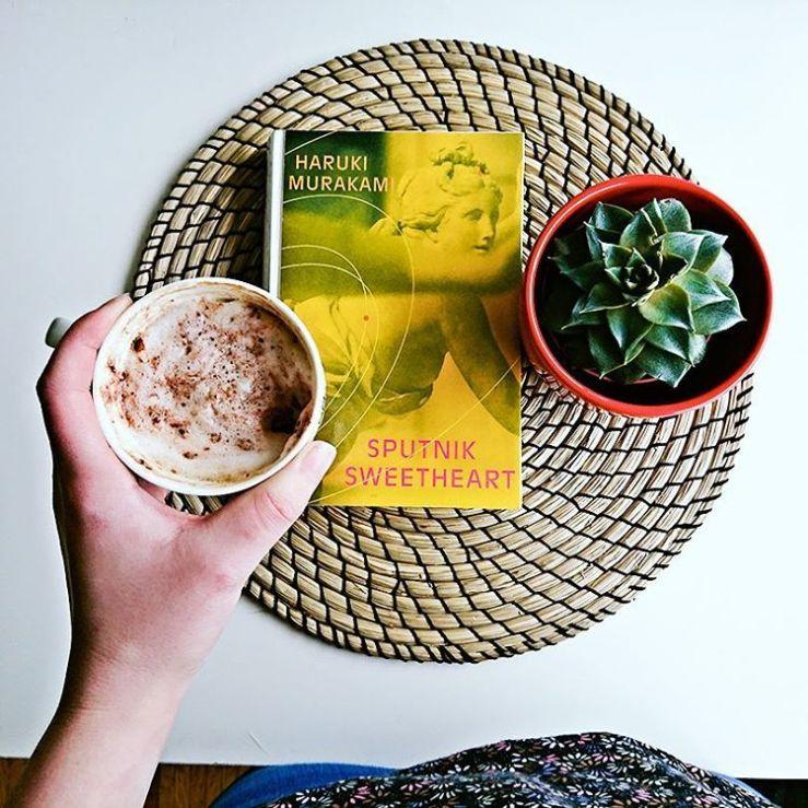 Rezension Buch Bücher lesen Literatur Murakami