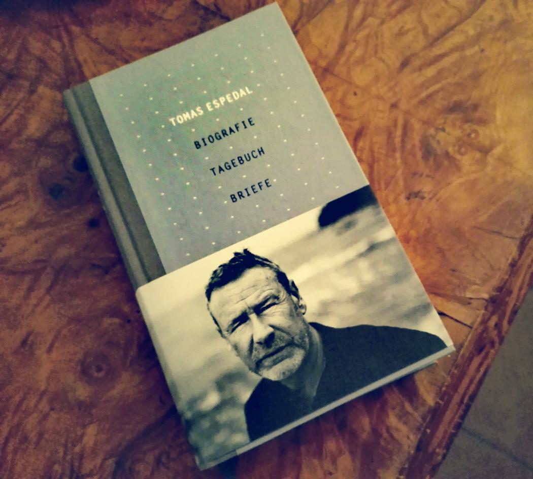 Tomas Espedal BiografieTagebuchBriefe