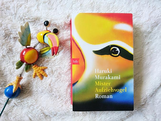 Murakami-Mister-Aufziehvogel