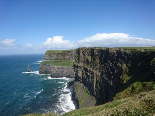 Cliffs of Moher Irland Reise reisen Urlaub