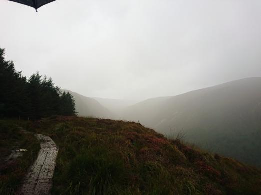 Wicklow Mountains Nationalpark Irland Dublin