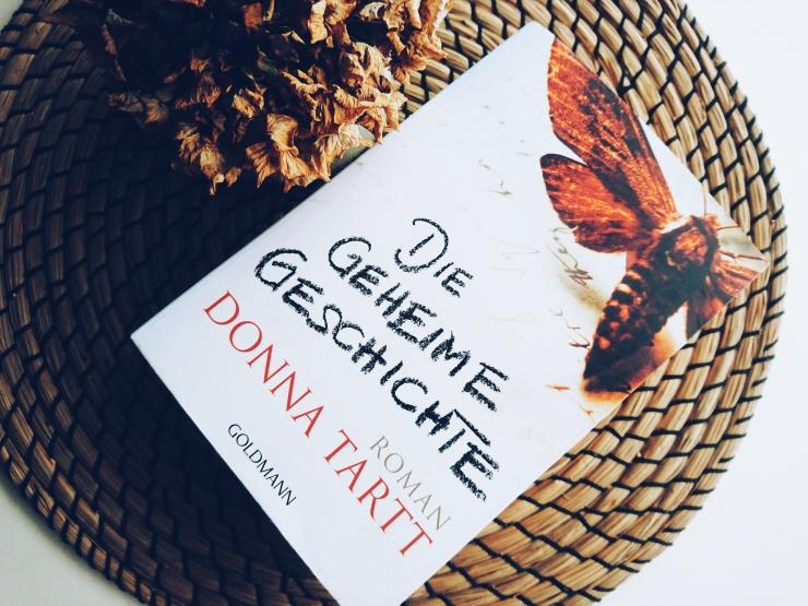 Donna Tartt Die geheime Geschichte Roman Rezension
