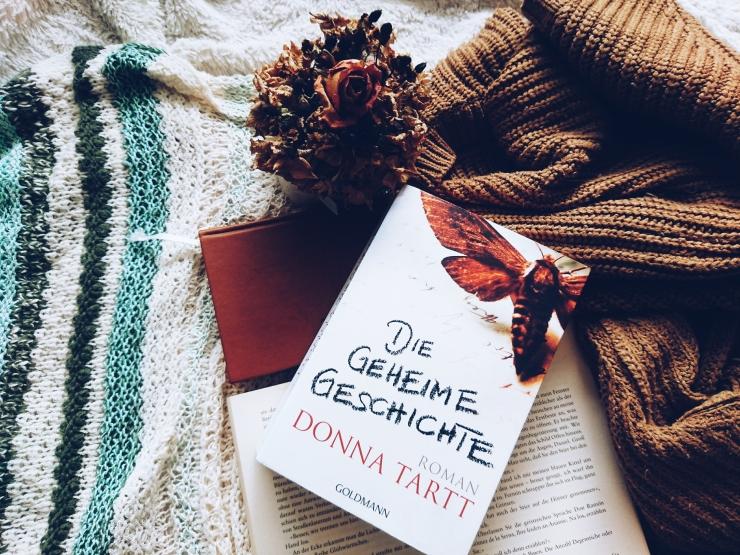 Roman Rezension Buch Donna Tartt Die geheime Geschichte