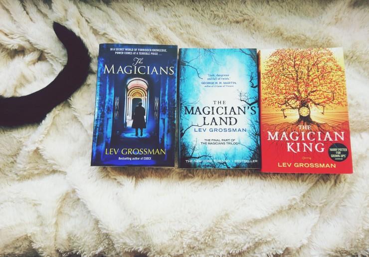 The-Magicians-Trilogie