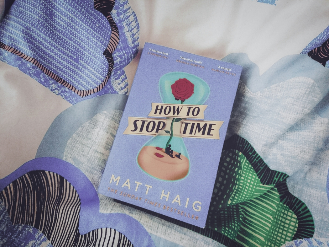 Matt Haig How to stop time Wie man die Zeit anhält Rezension