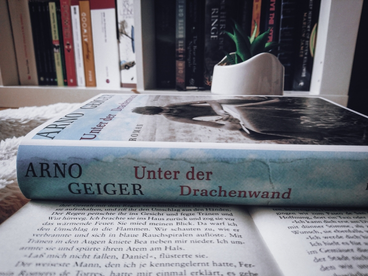 Unter der Drachenwand Arno Geiger Rezension