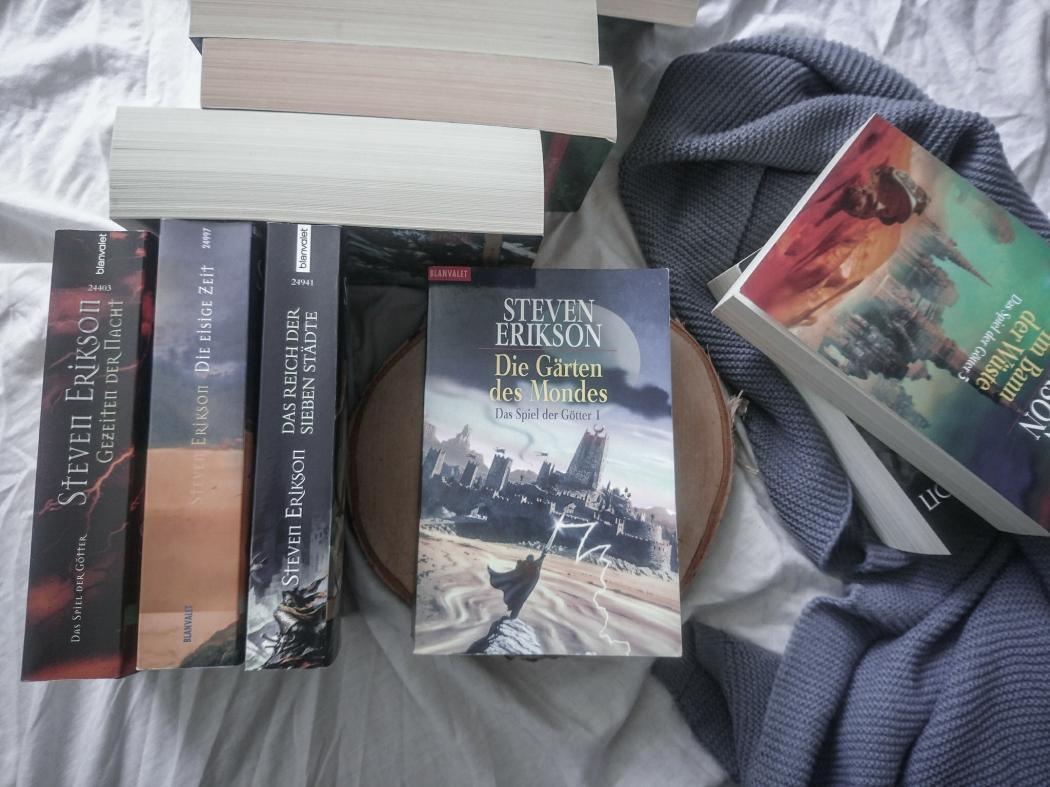 Steven Erikson Das Spiel der Götter Fantasy