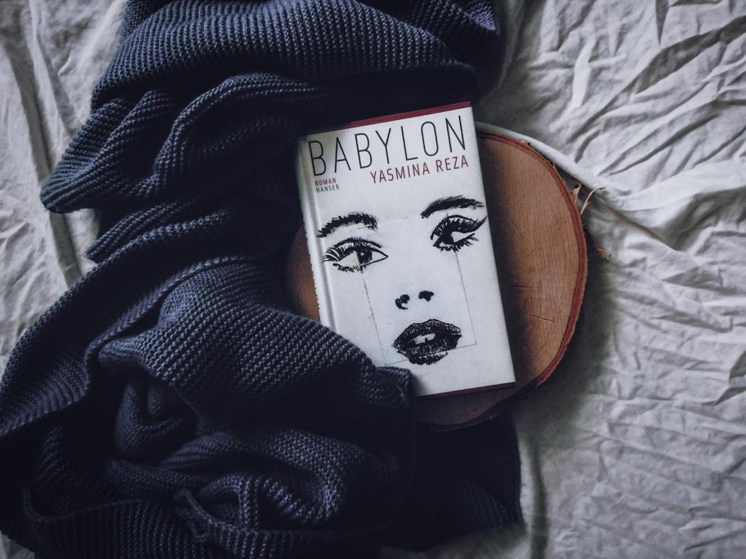 Rezension Yasmina Reza Babylon Roman