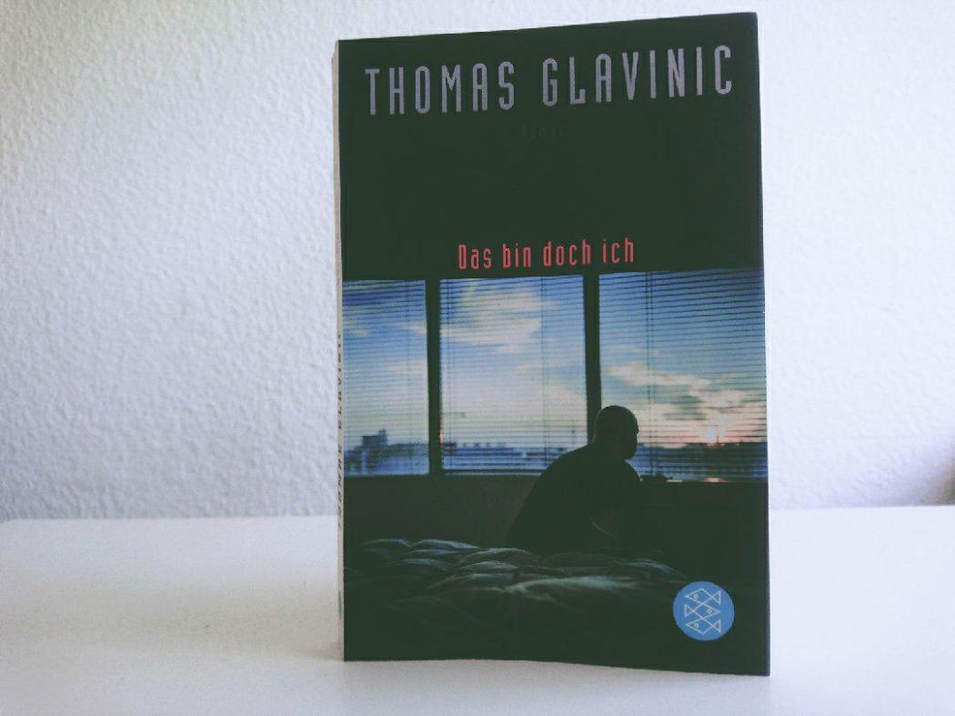 Rezension Thomas Glavinic Das bin doch ich