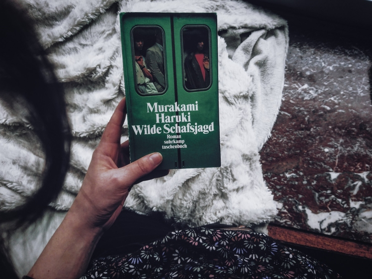 Rezension Haruki Murakami - Wilde Schafsjagd