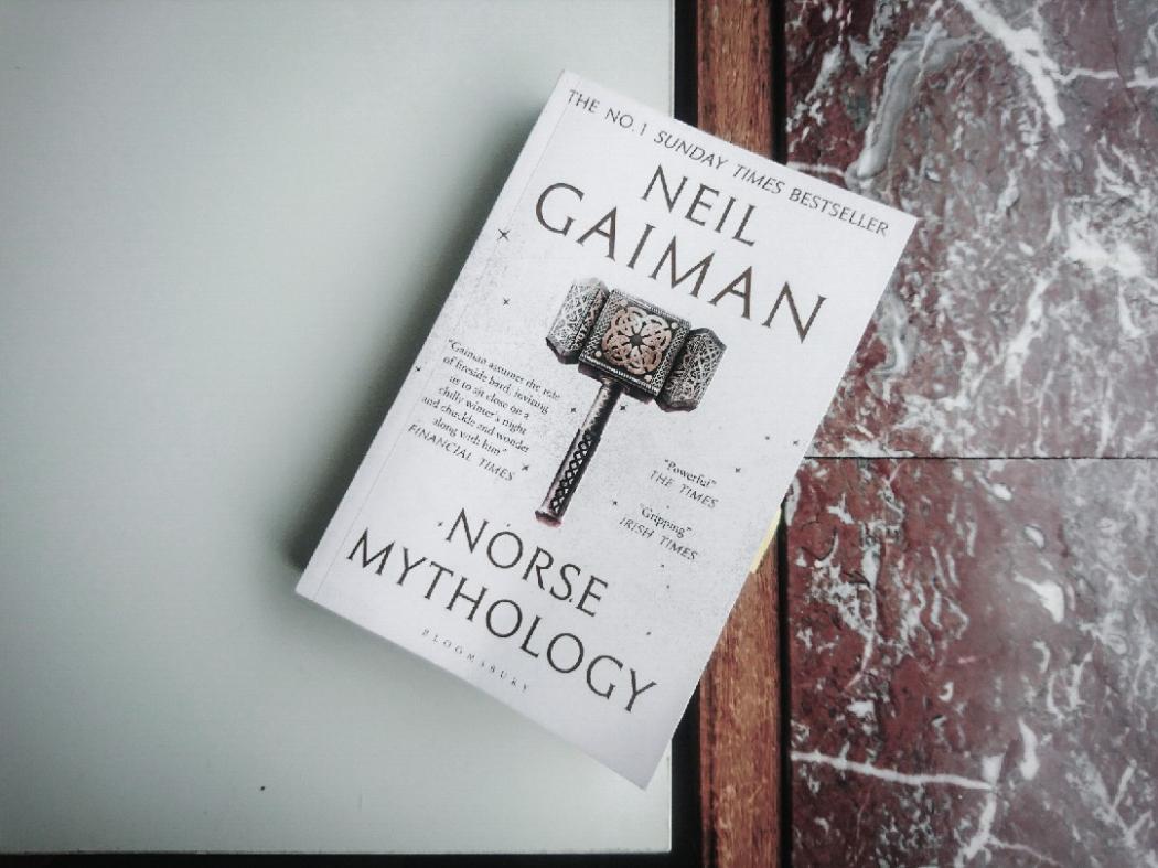 Rezension Neil Gaiman Nordische Mythen und Sagen