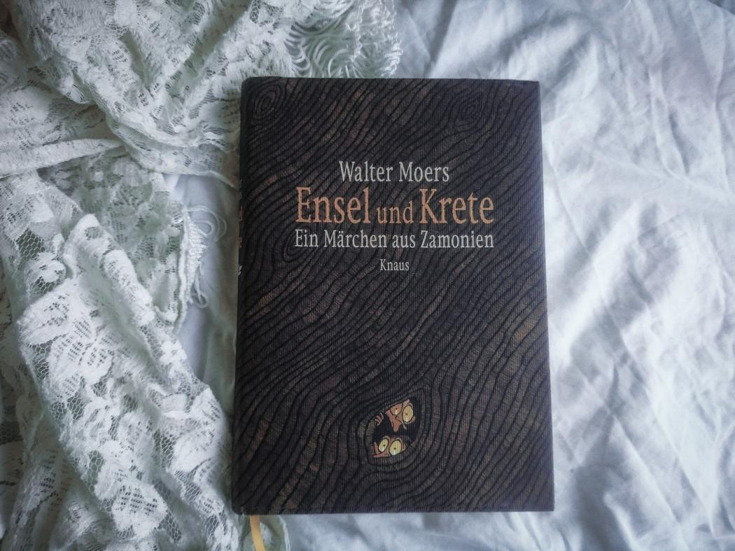 Rezension Walter Moers Ensel und Krete