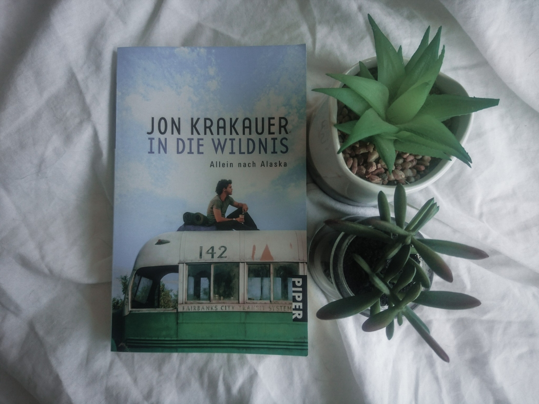 Jon Krakauer In die wildnis Rezension
