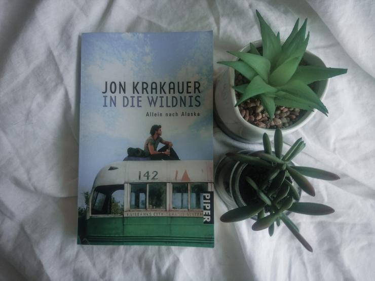 Jon Krakauer In die wildnis Rezension