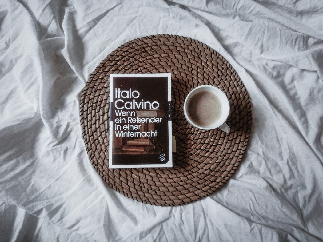Italo Calvino Wenn ein Reisender in einer Winternacht