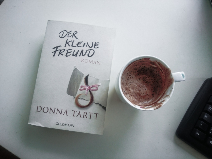 Donna Tartt der kleine Freund Rezension