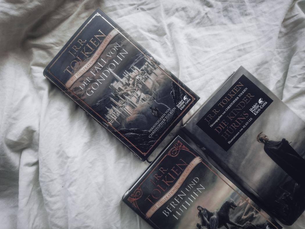 J.R.R. Tolkien Der Fall von Gondolin Rezension