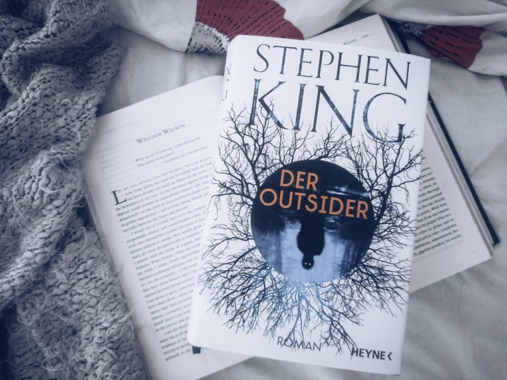 Stephen King der Outsider Rezension