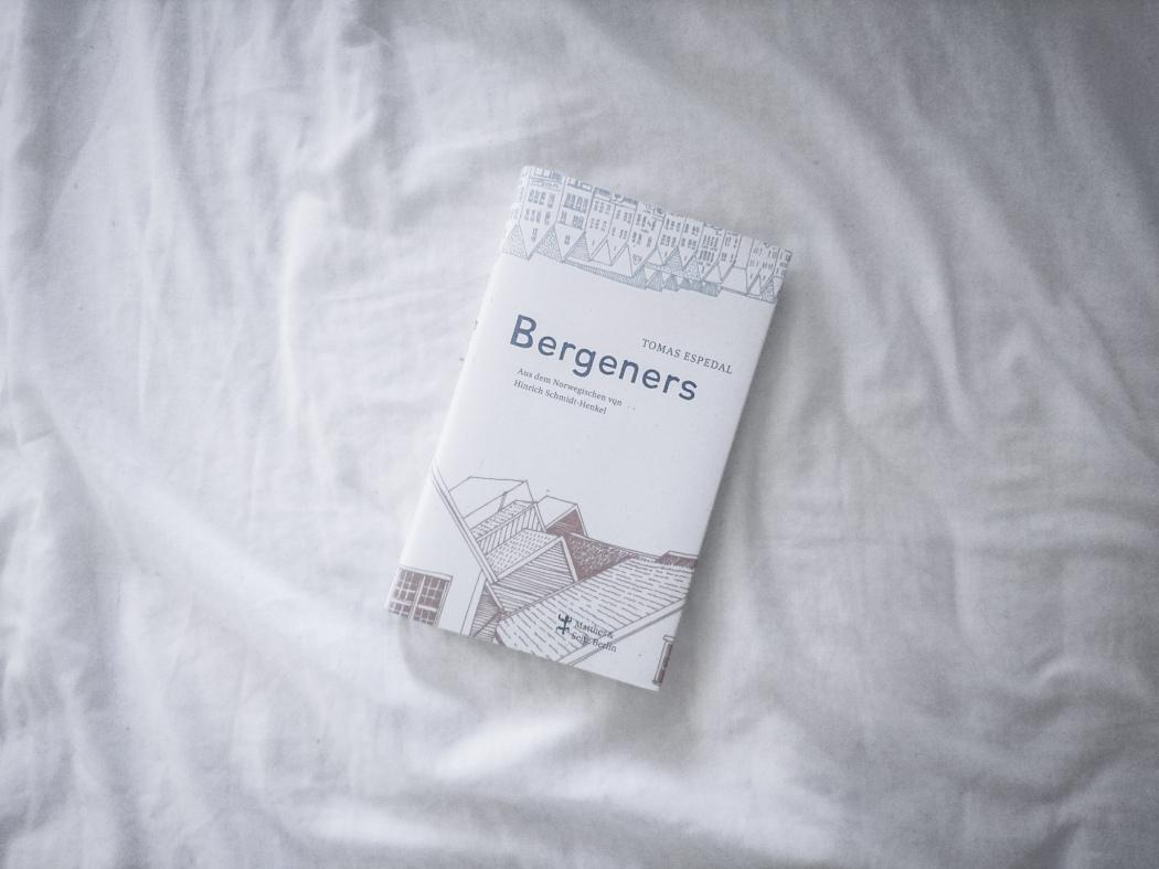 Tomas Espedal Bergeners Rezension