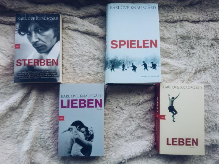 Karl Ove Knausgard Mein Kampf Sterben Lieben Spielen Leben