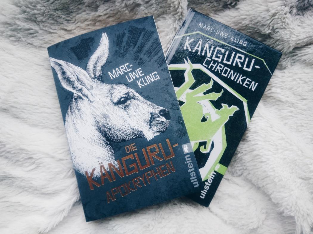 Marc-Uwe Kling Die Känguru-Apokryphen Rezension