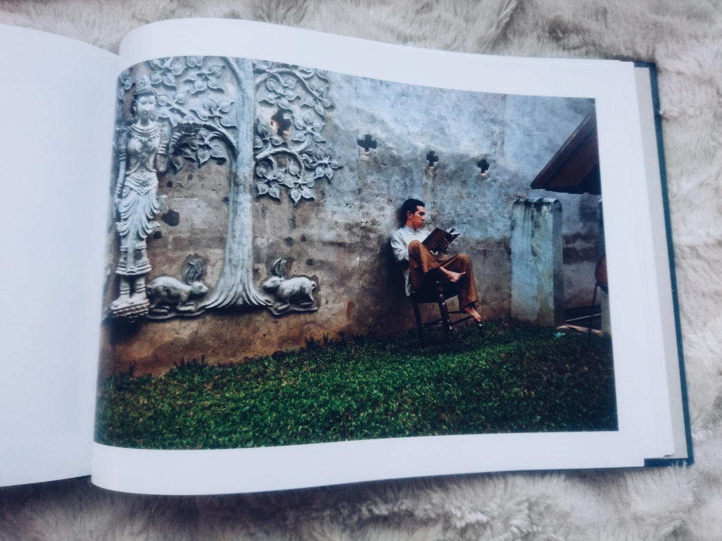 Steve McCurry Lesen Bildband Fotoband