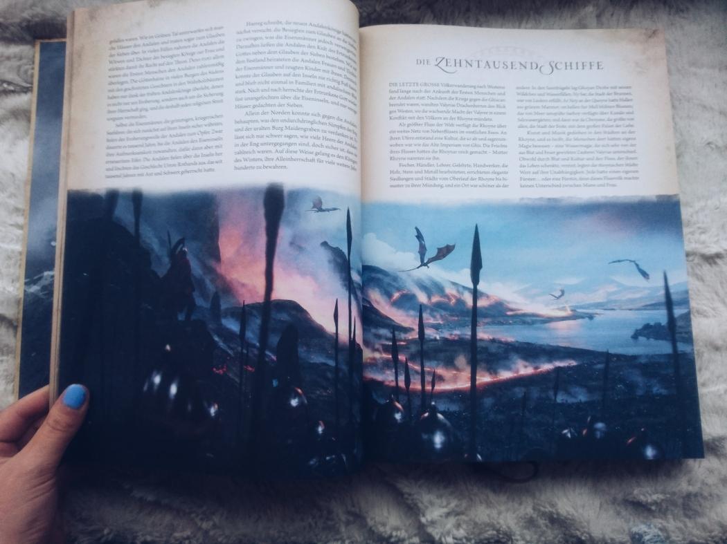 George R. R. Martin Westeros Die Welt von Eis und Feuer
