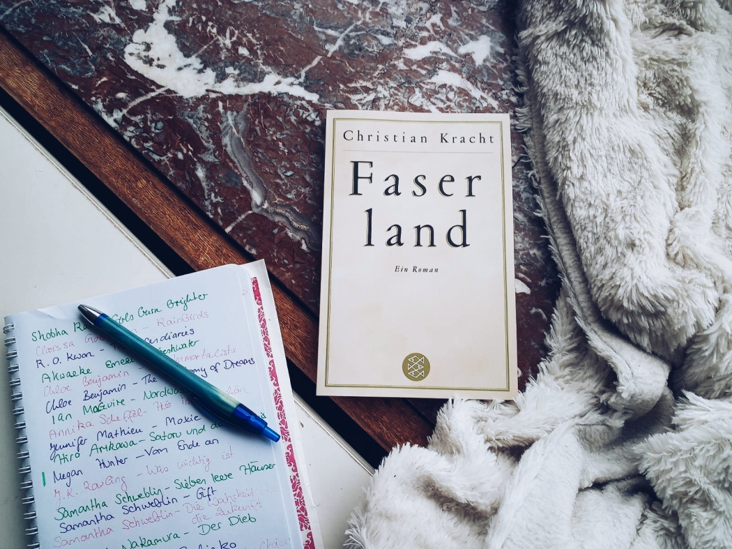 Rezension Christian Kracht Faserland