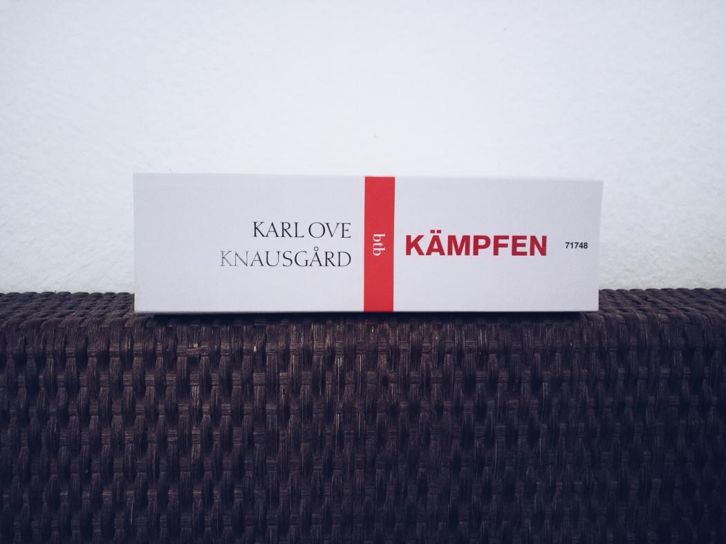 Karl Ove Knausgard Kämpfen Rezension