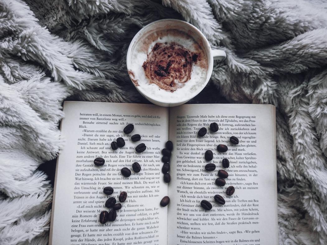 Bücher für einen gemütlichen Sonntag