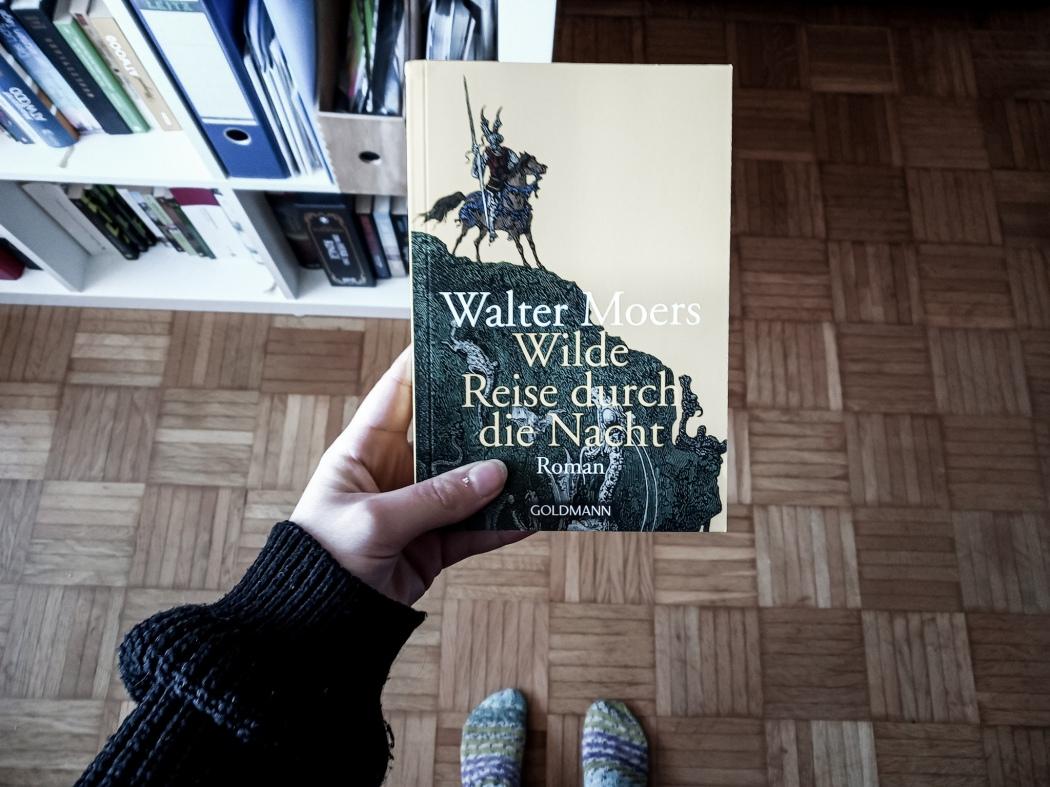 Walter Moers Wilde Reise durch die Nacht Rezension