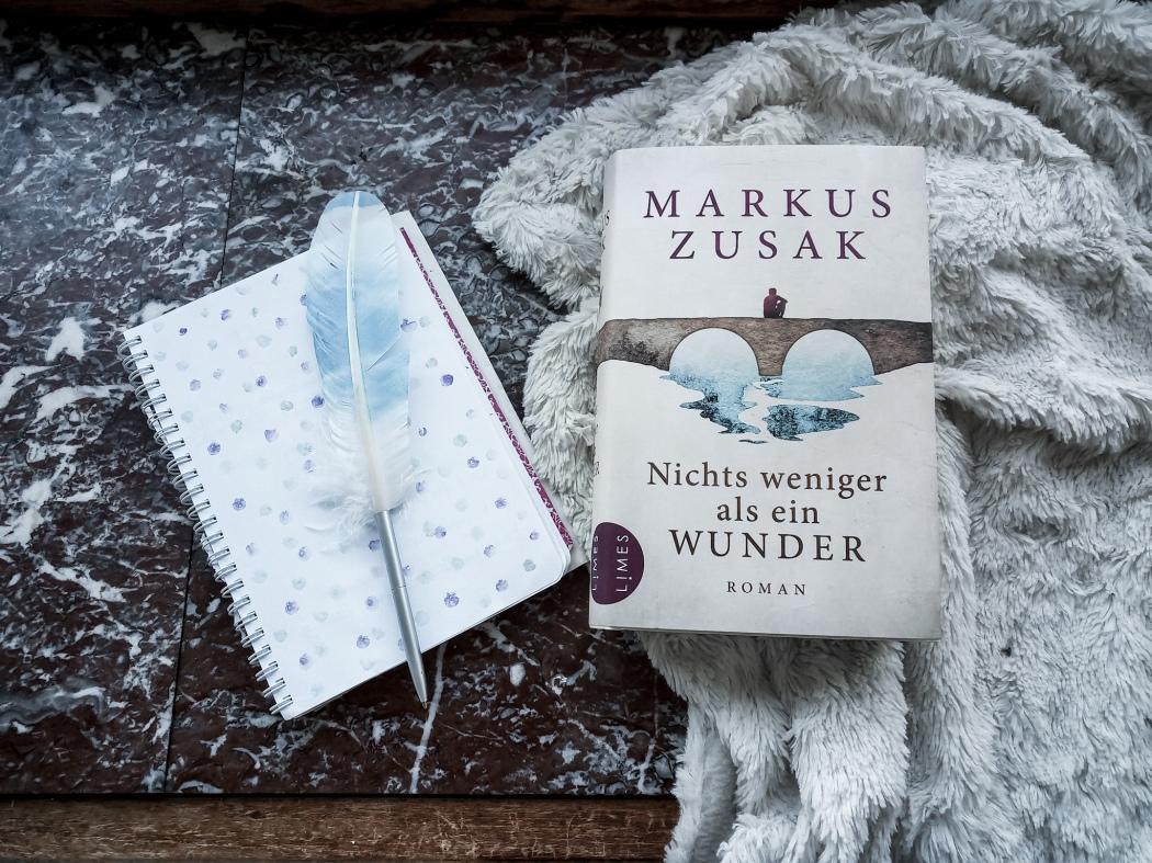 Markus Zusak Nichts weniger als ein Wunder Rezension