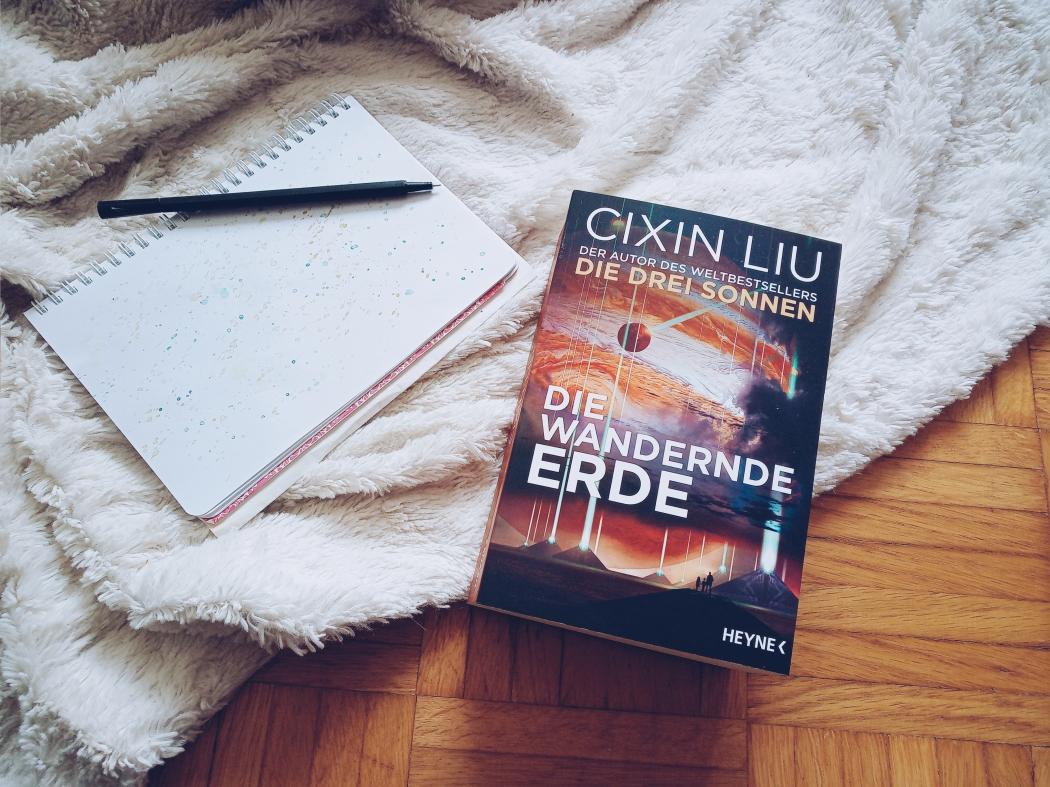 Cixin Liu Die wandernde Erde Rezension