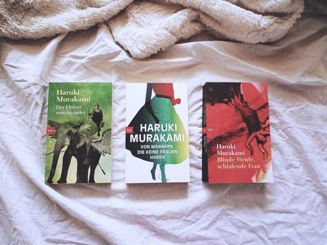 Haruki Murakami Kurzgeschichten