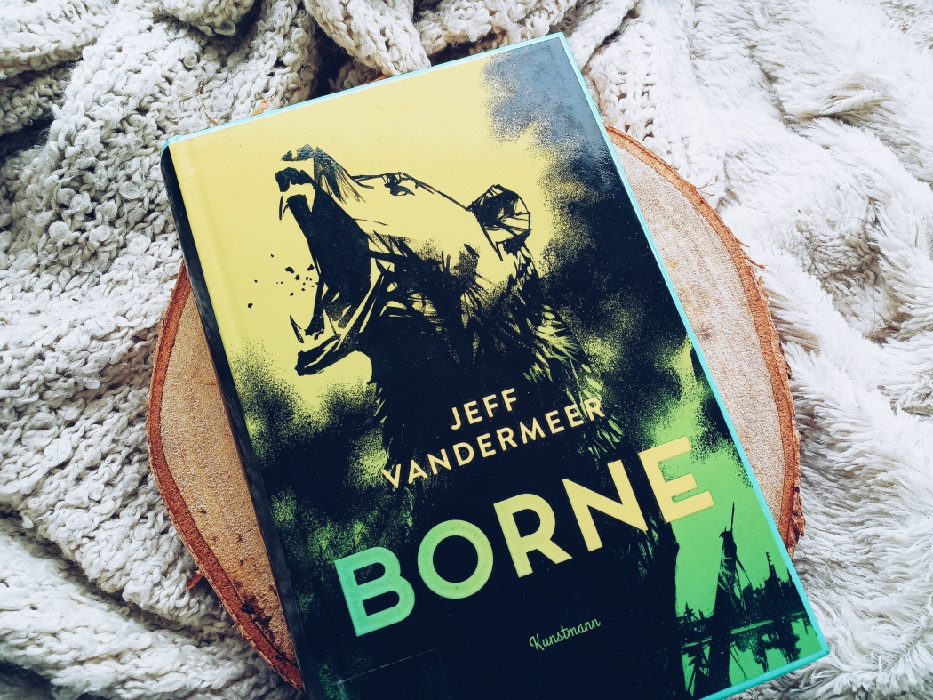 Jeff Vandermeer Borne Rezension