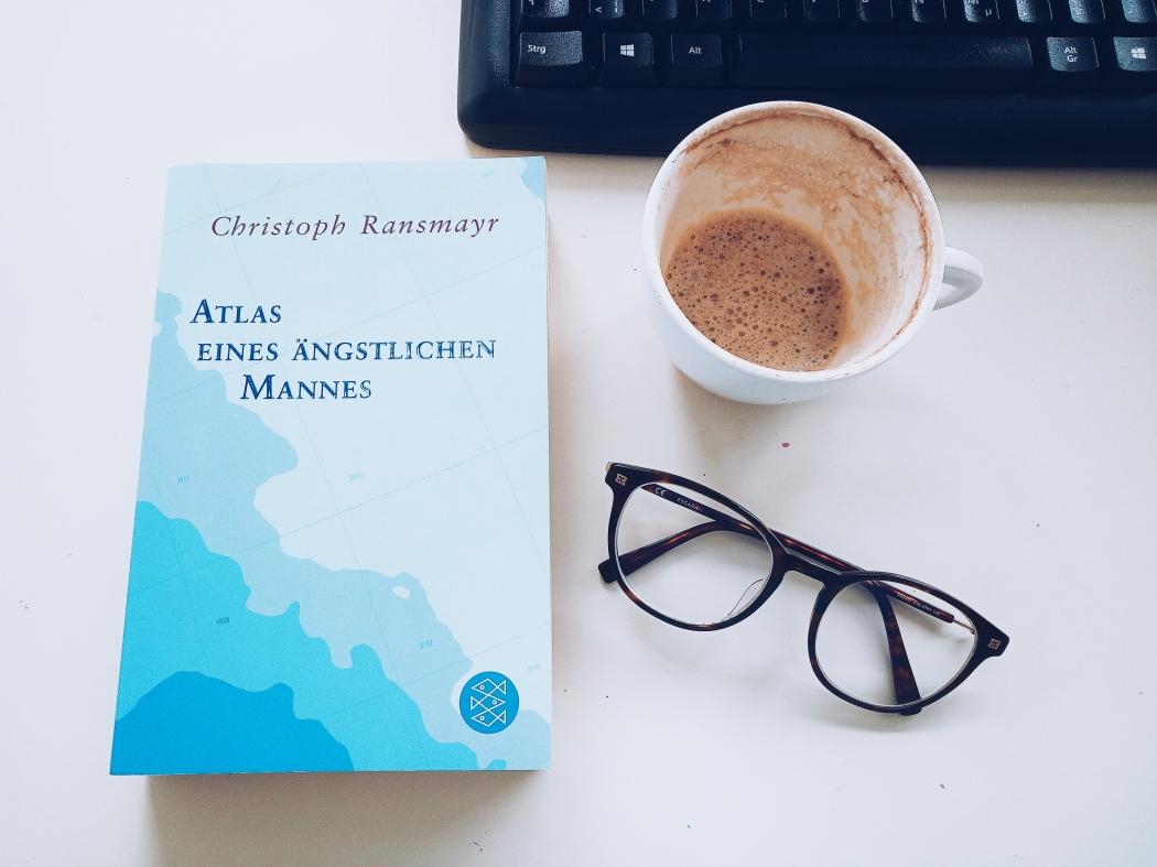 Christoph Ransmayr Atlas eines ängstlichen Mannes Rezension