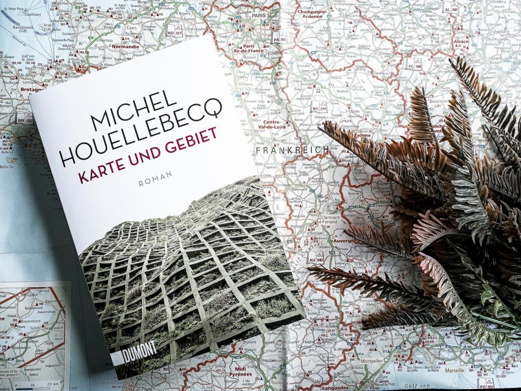 Michel Houellebecq Karte und Gebiet Rezension