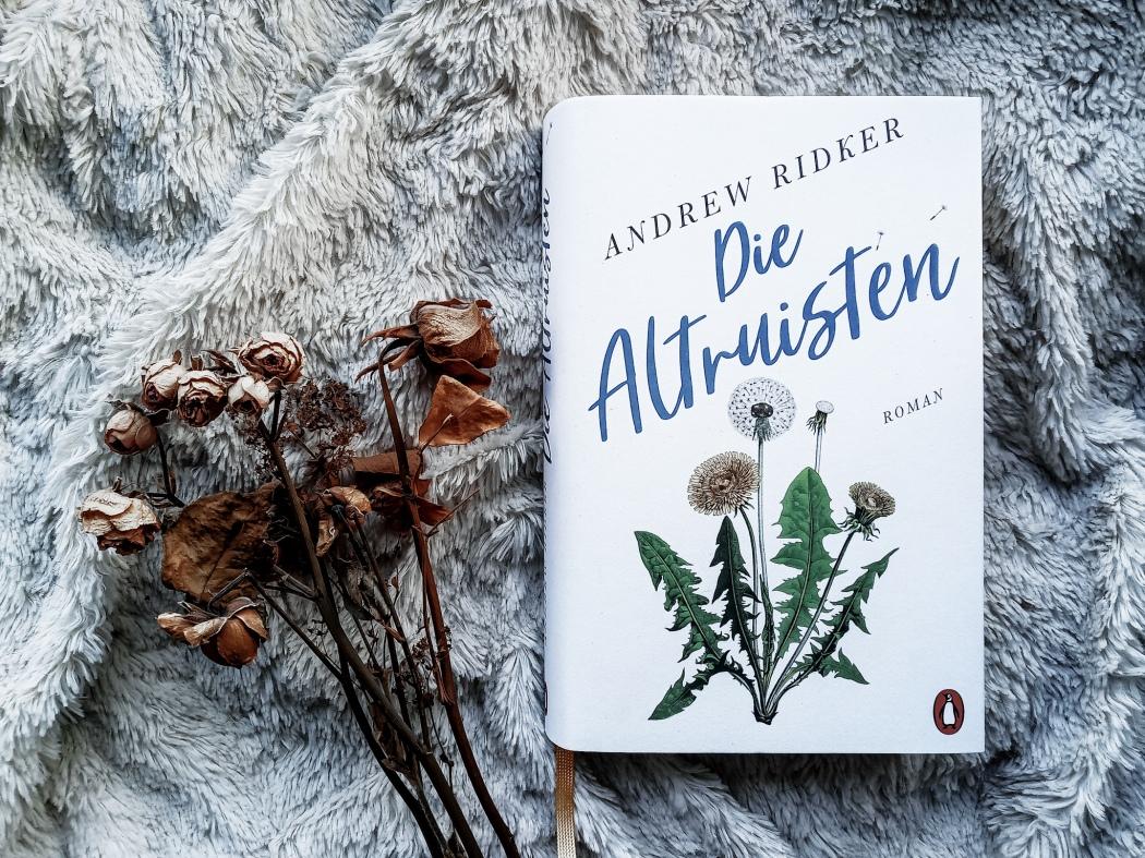 Andrew Ridker Die Altruisten Rezension