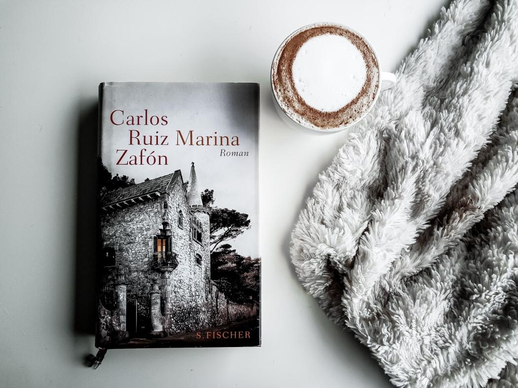 Carlos Ruiz Zafón Marina Rezension