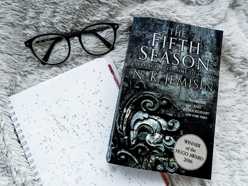 N.K. Jemisin The fifth Season Rezension Zerrissene Erde
