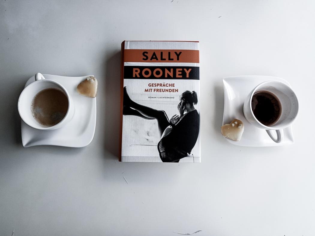 Sally Rooney Gespräche mit Freunden Rezension