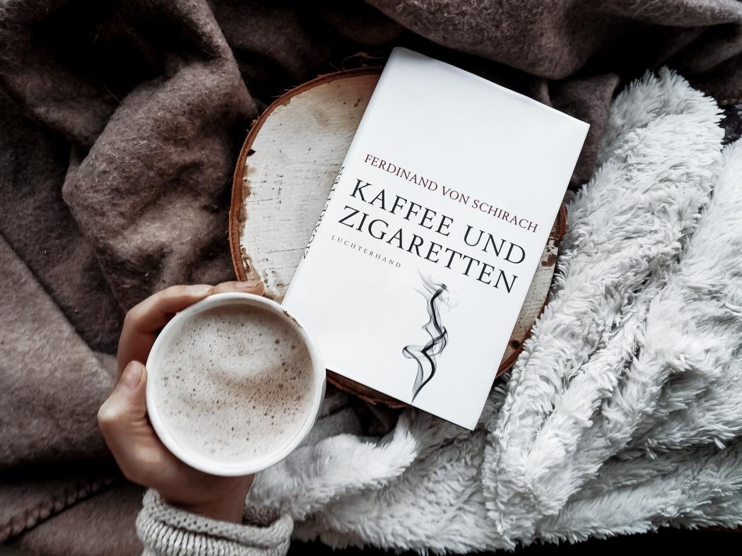 Rezension Ferdinand von Schirach Kaffee und Zigaretten