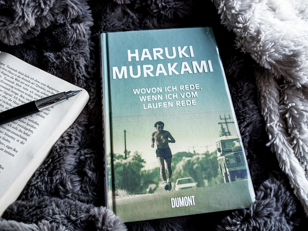 Zitat Haruki Murakami Wovon ich rede wenn ich vom Laufen rede